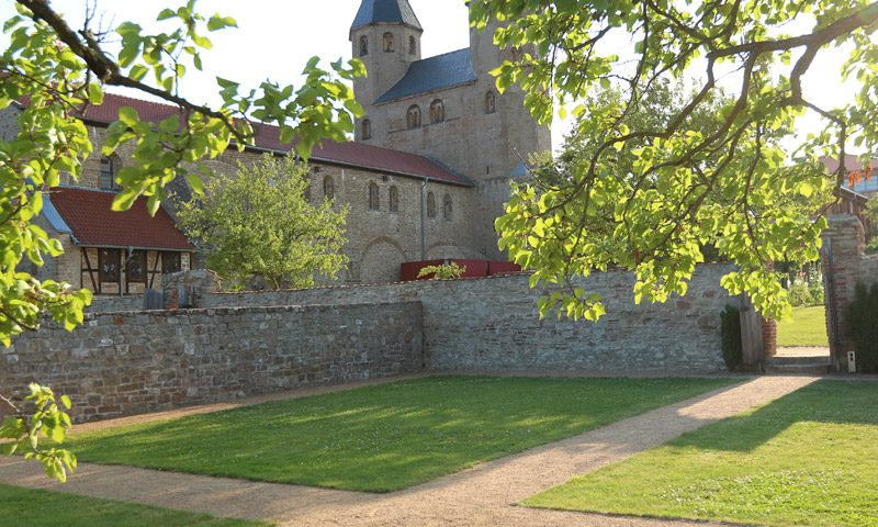 Der Klostergarten